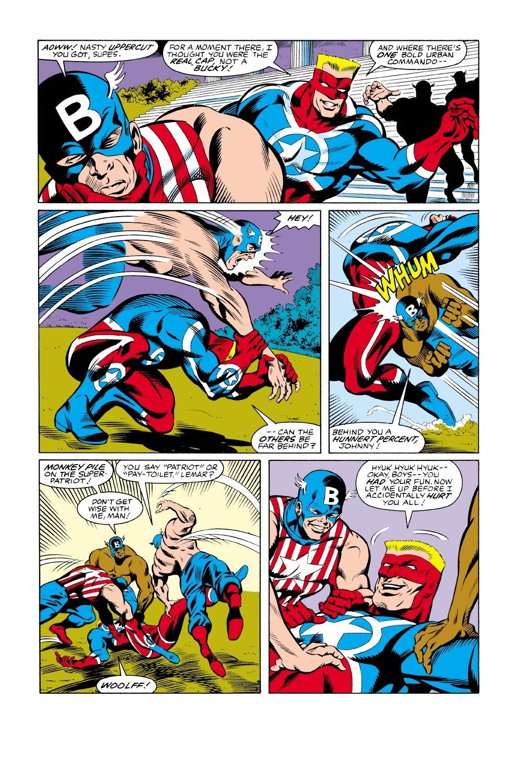 Captain America (1968) Issue #333 #262 - English 15