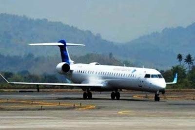 Garuda Indonesia, Bombardier CRJ1000 NextGen. ZonaAero