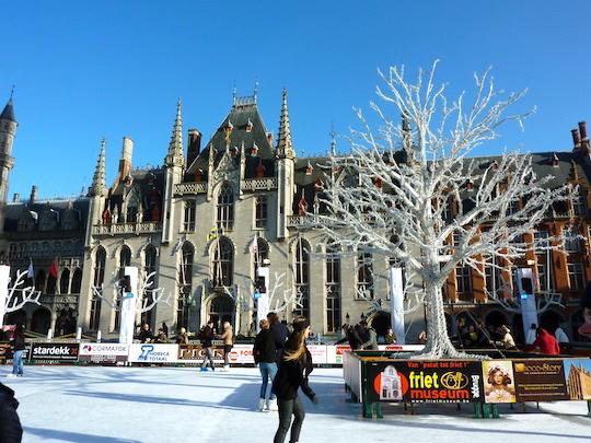 Ice Rink Bruges