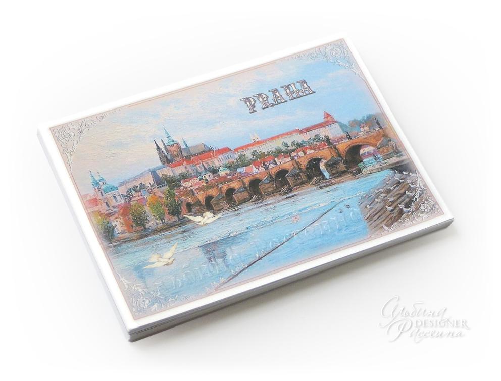 Приглашения на свадьбу в Праге.