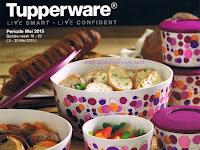 Promo Tupperware Mei 2015
