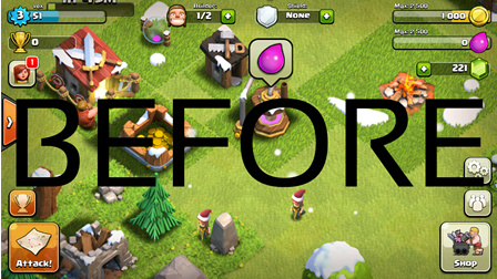 Clash of Clans 13.675.6 - Download for PC Free
