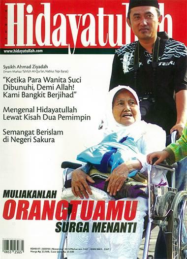 Hidayatullah Edisi Nopember 2015