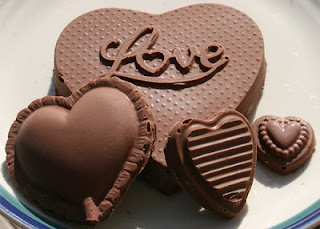 فوائد الشوكولاته القلب