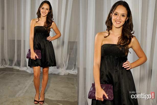 Isabelle Drummond #2 Moda para baixinhas