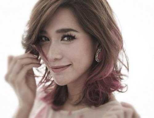 european asian hairstyle medium hair styles ploy chermarn