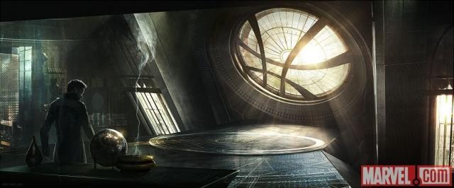Phù Thuỷ Tối Thượng, Doctor Strange