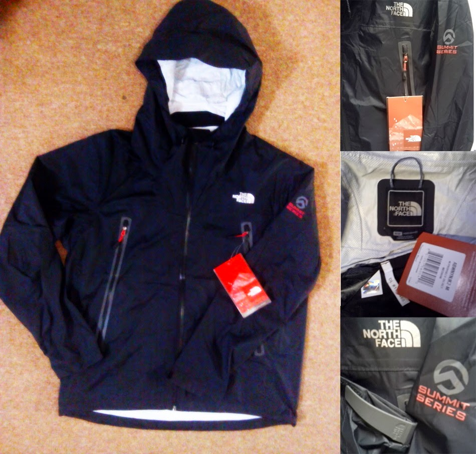 The North Face Serac Summit Series