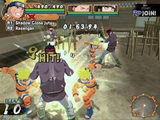 Free Download Games Naruto Uzumaki Chronicles 2 ps2 untuk komputer Full Version ZGASPC