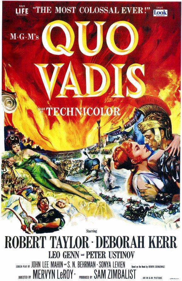 Quo Vadis (1951) - Subtitulada