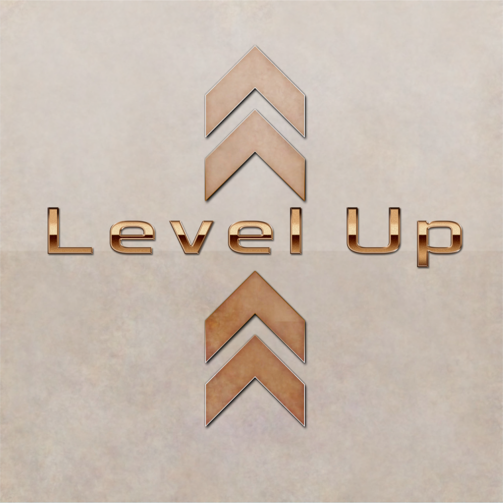 - Official Blogger - !Level Up! Event