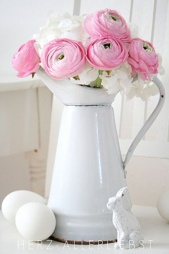 Copy Cat Looks: Spring Craft Ideas: Floral Arrangements