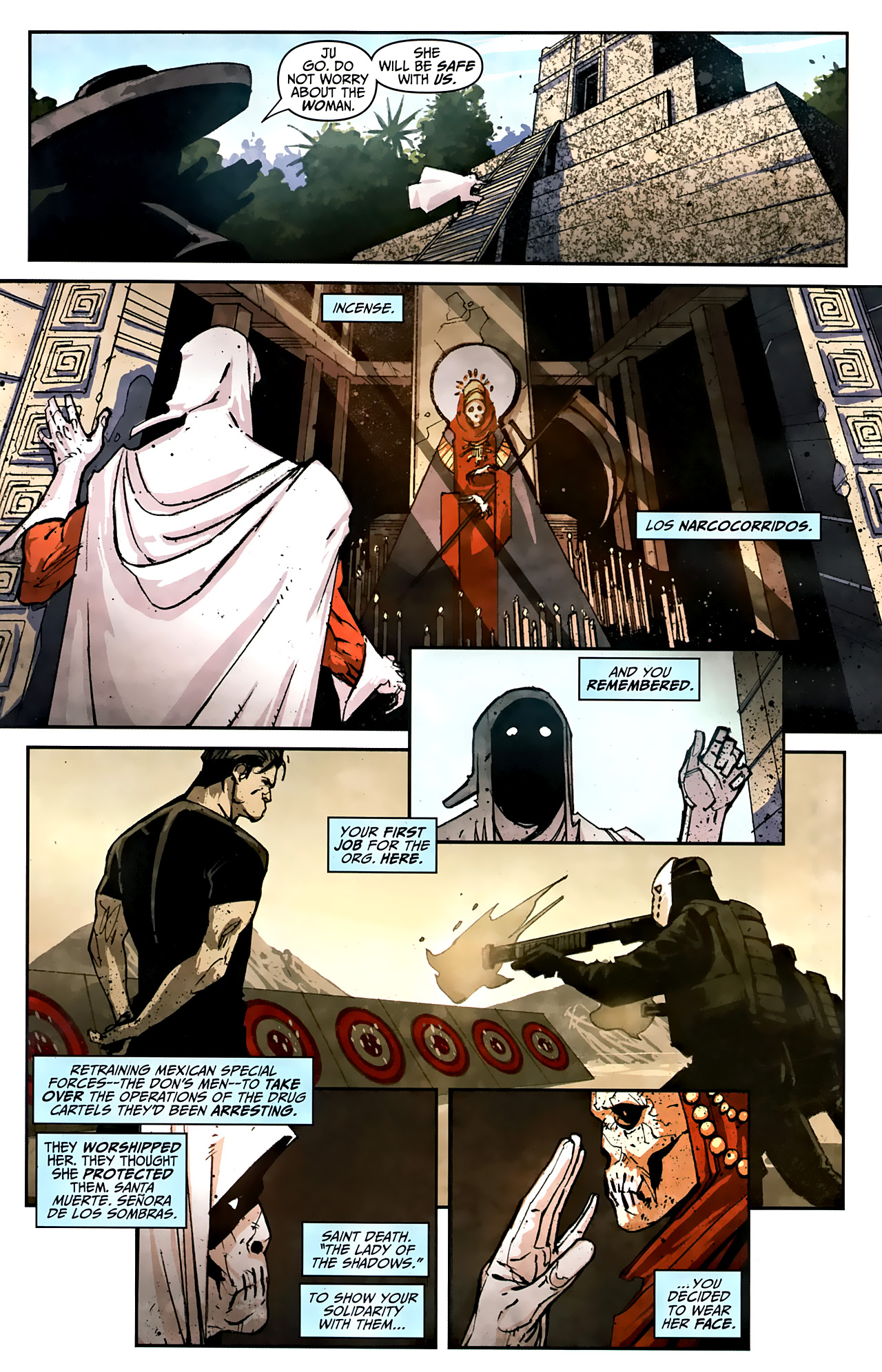 Read online Taskmaster (2010) comic -  Issue #2 - 14