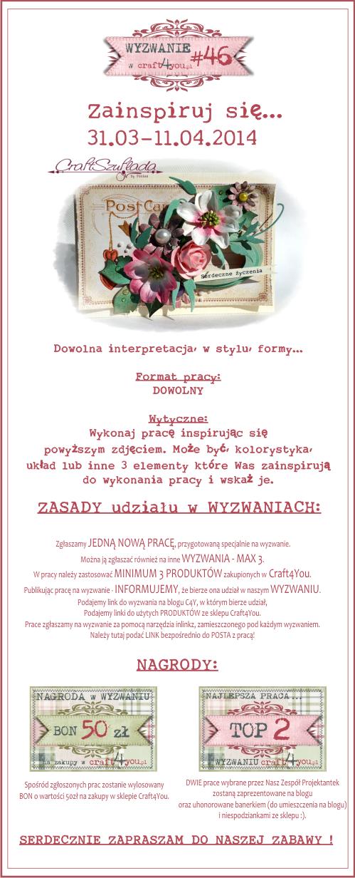 http://craft4youpl.blogspot.com/2014/03/wyzwanie-46.html