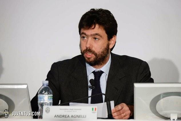 Assemblea degli Azionisti Juventus F.C. 24/10/2014