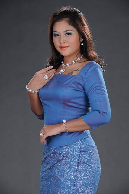 Myanmar sexy actress, popular celebrity, Soe Myat Nandar