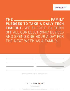 Tech Timeout   enjoytheviewblog.com #techtimeout #family