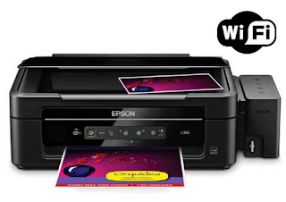Epson L355 Printer Driver And Scanner Download