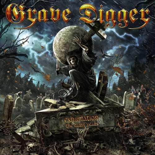 "GRAVE DIGGER: Πρεμιέρα για το animated video του ""Heavy Metal Breakdown"""