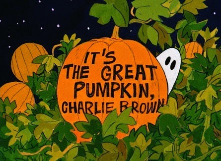 It's the Great Pumpkin, Charlie Brown film intro