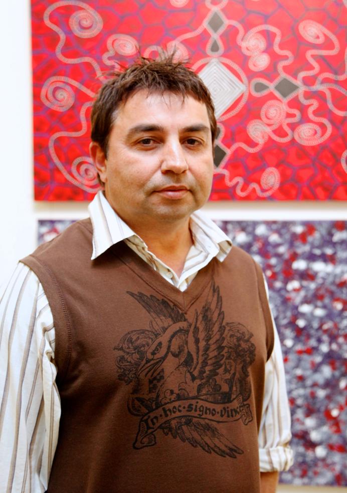 Graham Toomey. Aboriginal Artist, Writer, Consultant