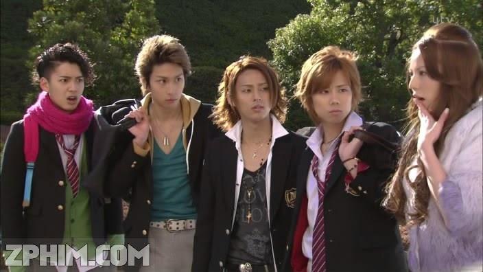 Ảnh trong phim Misaki Là Số 1 - Misaki Number One 4