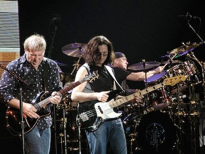 Rush in concert image