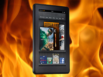 Background Kindle Fire4