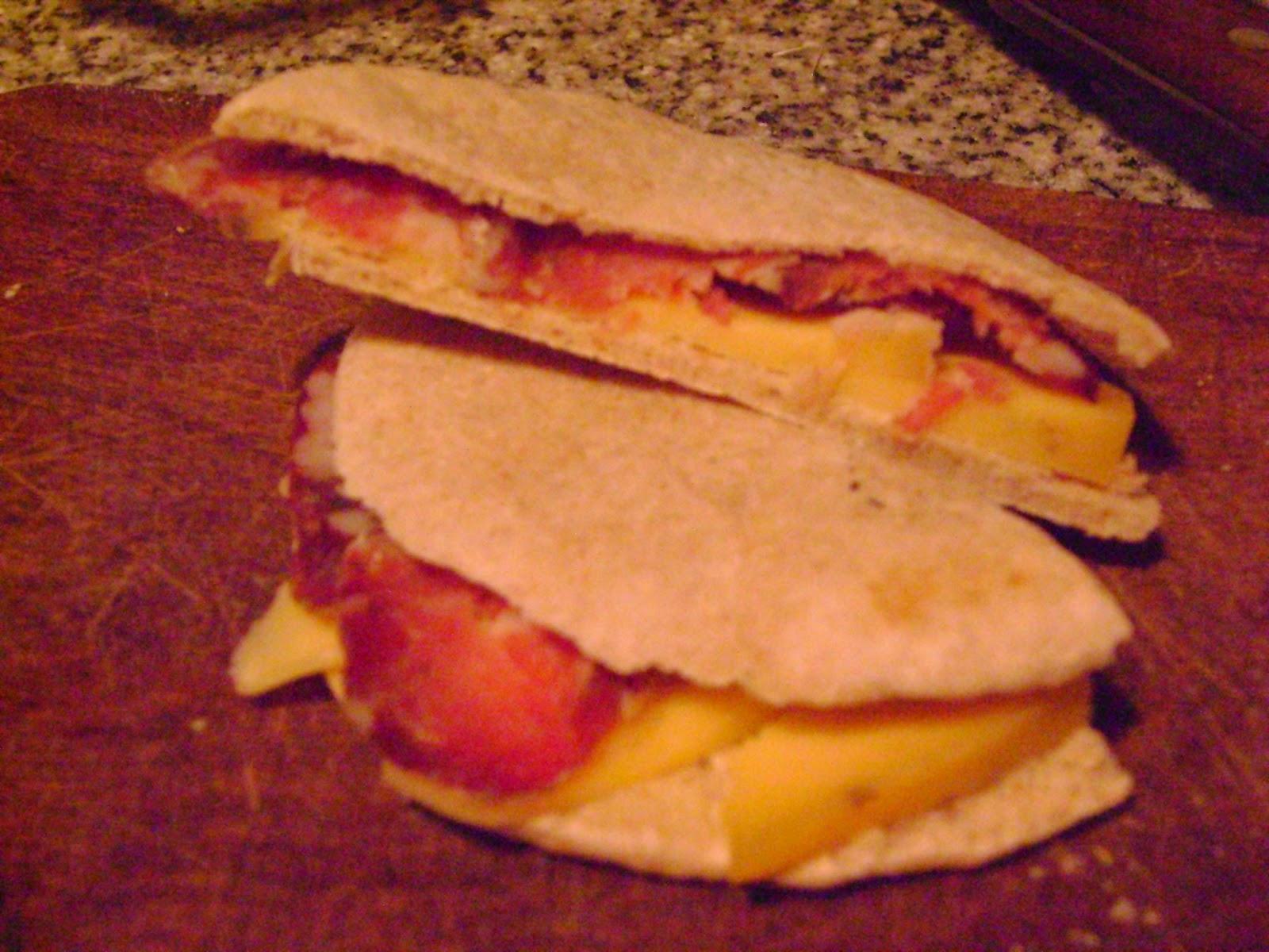 Cocina novata para novatos pan rabe negro - Cocina para novatos ...