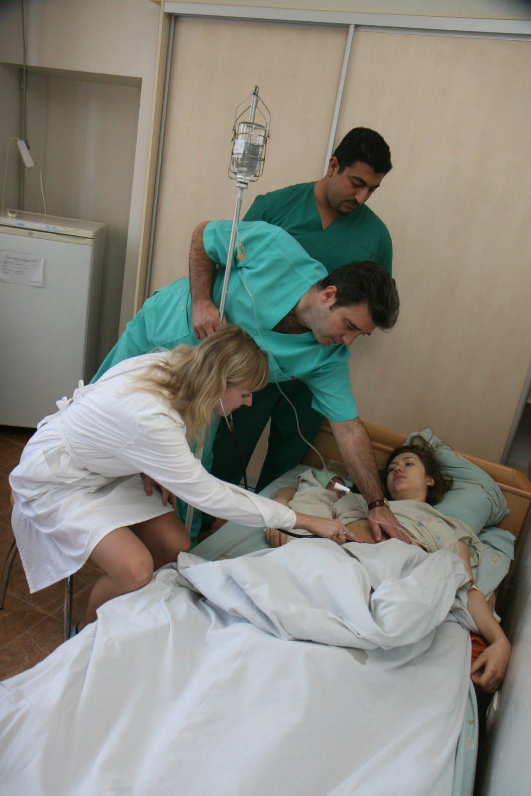 У медсестры осмотр 1 фотография