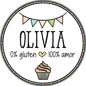 Olivia 0% gluten