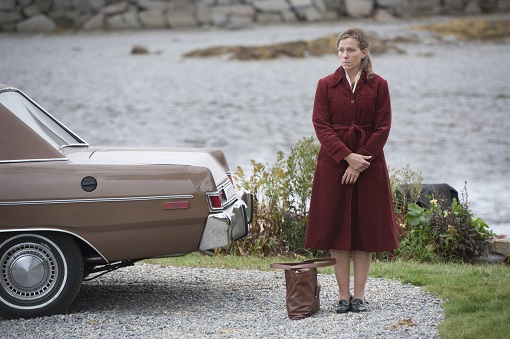 Frances McDormand en Olive Kitteridge