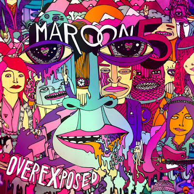 Maroon 5 - Overexposed Artwork