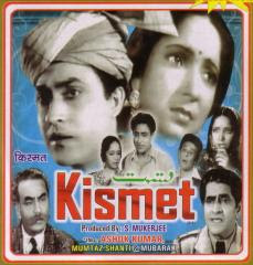 Kismet 1943 Hindi Movie Watch Online