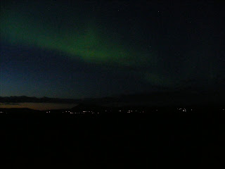 Aurora Boreala, Islanda