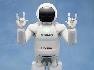 Robot ASIMO más autónomo y habilidoso