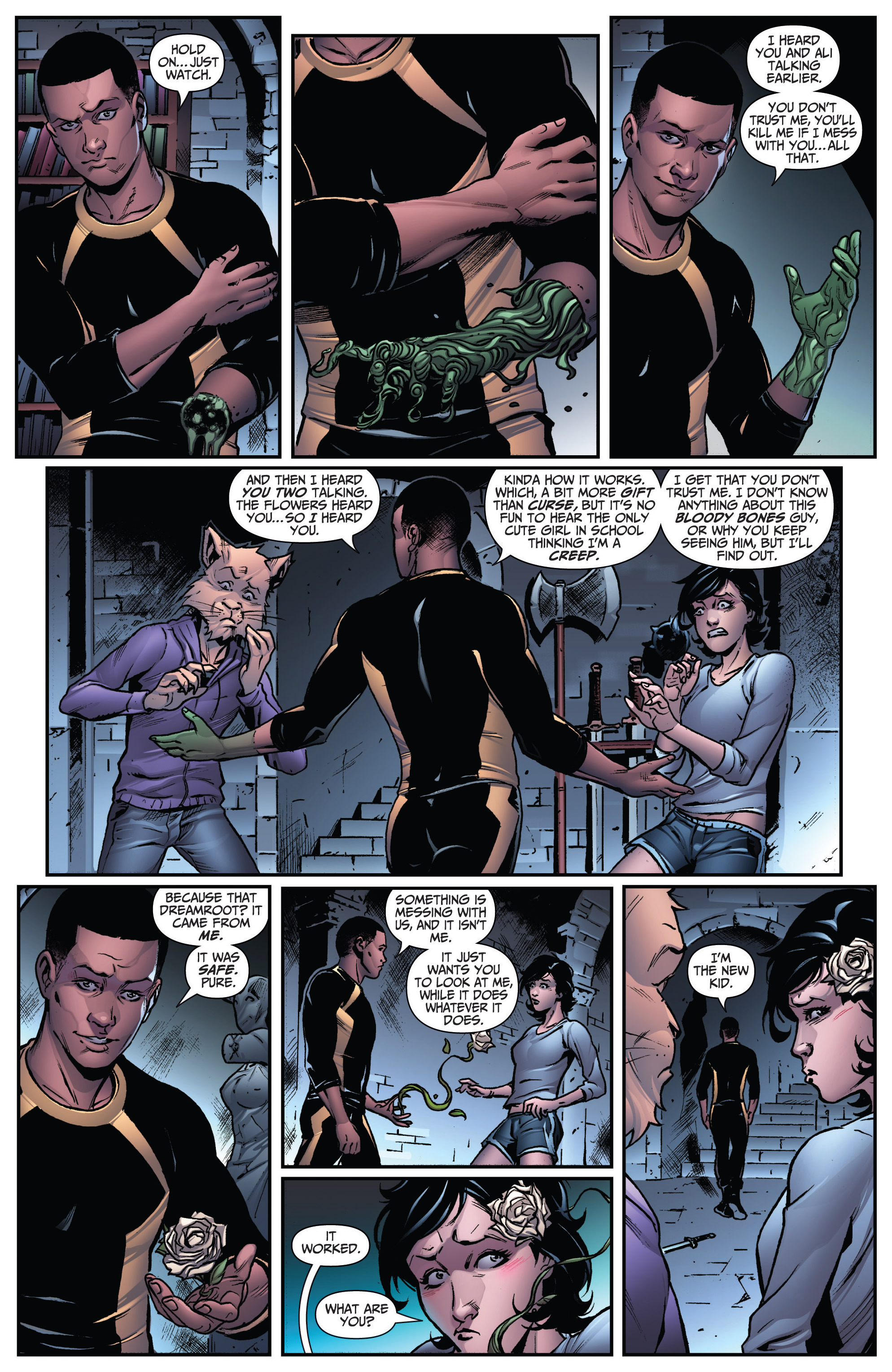 Grimm Fairy Tales (2005) Issue #114 #117 - English 23