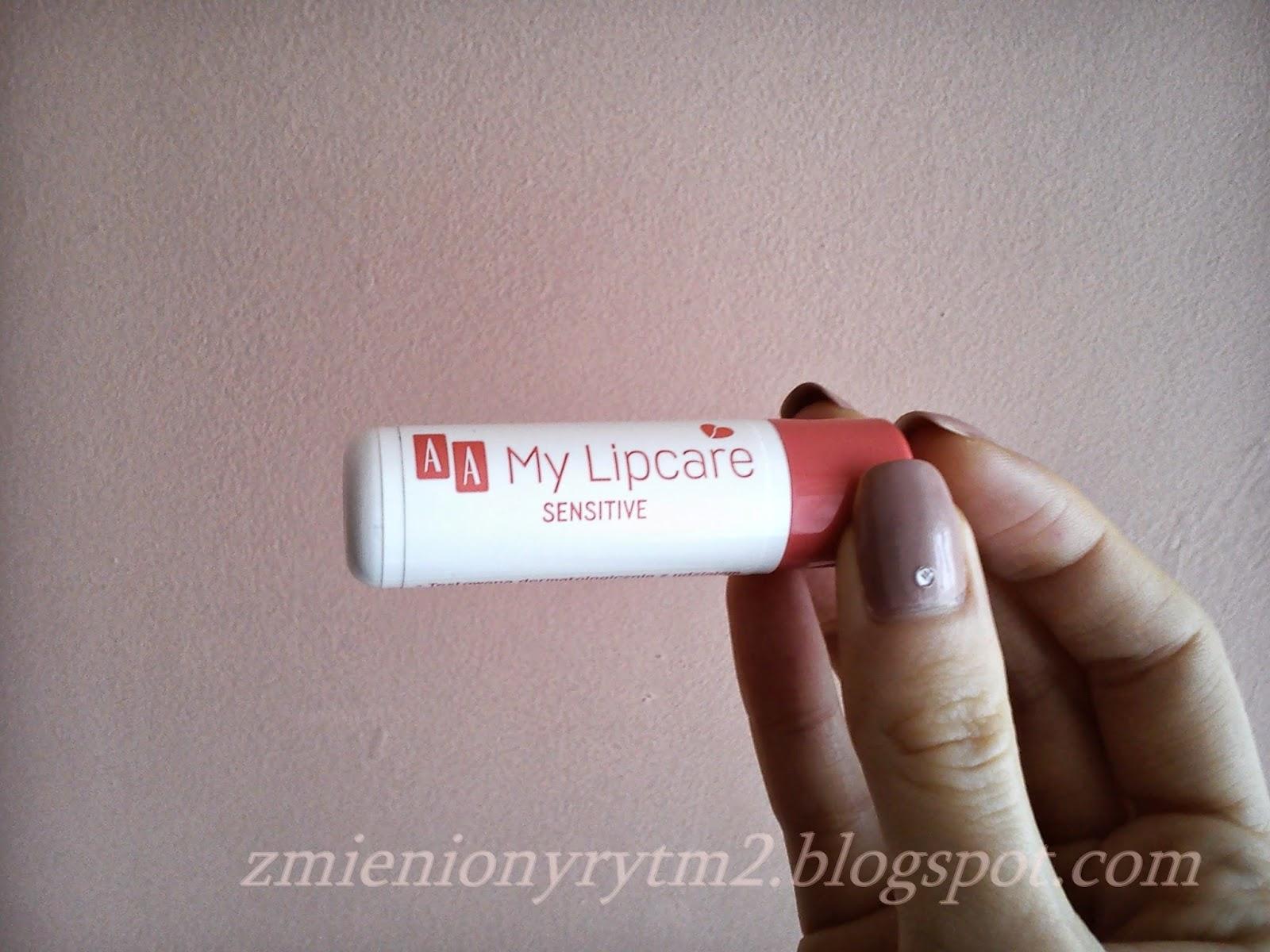 AA My Lipcare Sensitive
