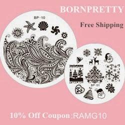 10 % OFF at BornPrettyStore
