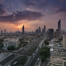 road of kuwait city 2012