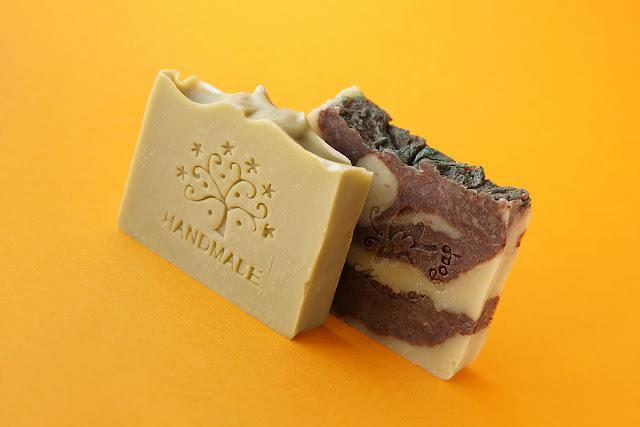 Мыло ручной работы с нуля. Аллепское мыло и Мятный шоколад.
