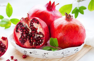 Pomegranate Fruit lose weight