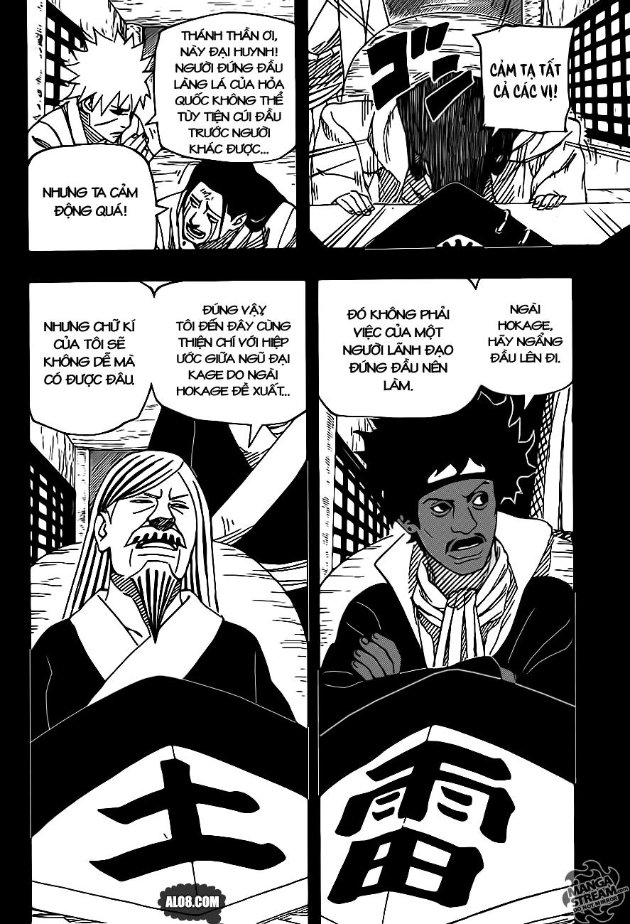 Naruto chap 648 Trang 7