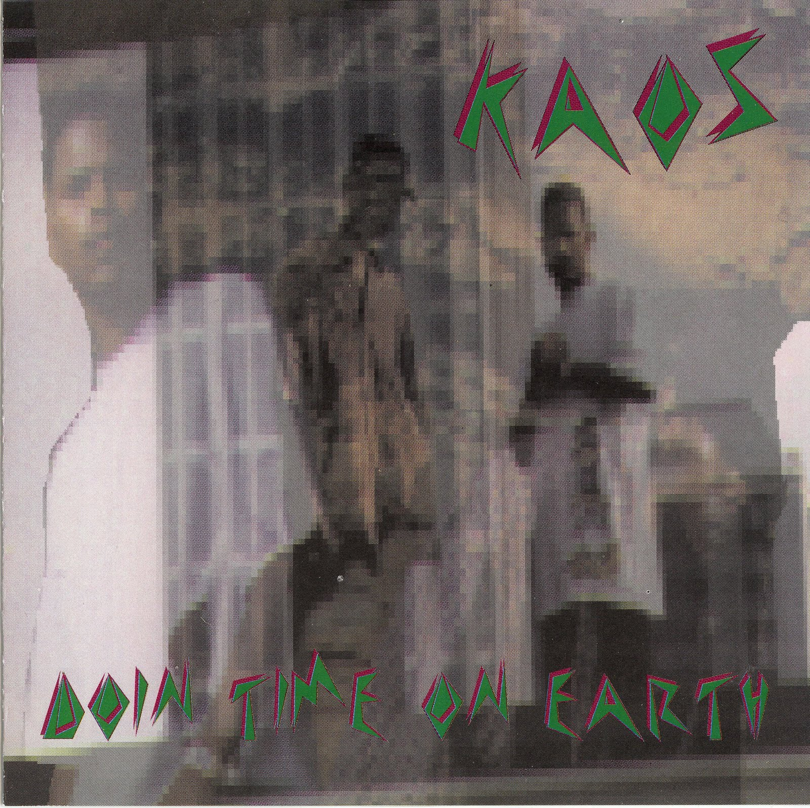 Kaos (13) - Life Of Crime / What Goes Up Must Come Down