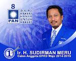 Ir.H.SUDIRMAN MERU No.Urut 1