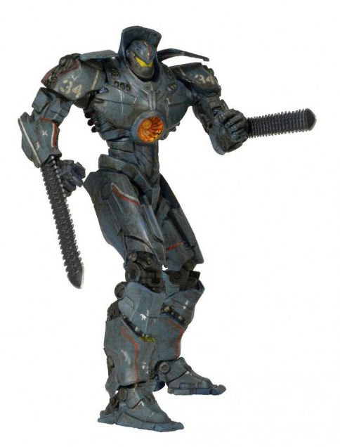 NECA Pacific Rim Series 2 - Battle-Damaged Gypsy Danger Figure