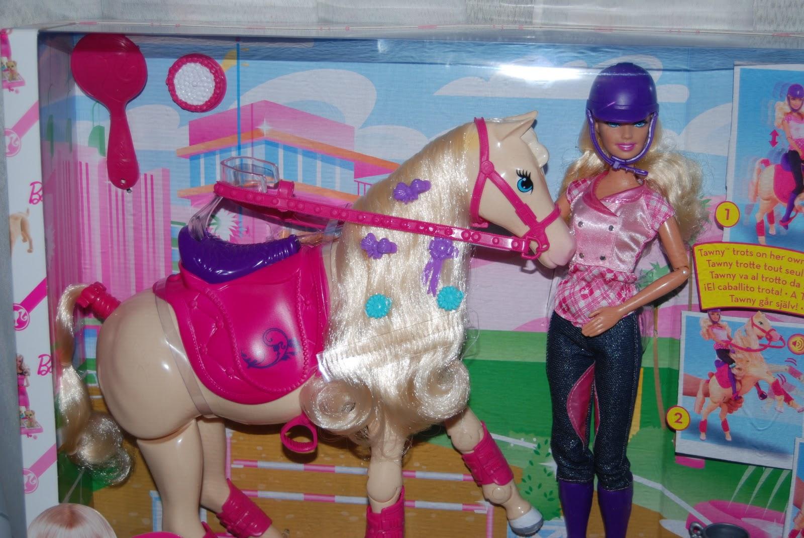 Las cosas de sonia barbie and tawny campeon de saltos - Cosas para la casa de barbie ...