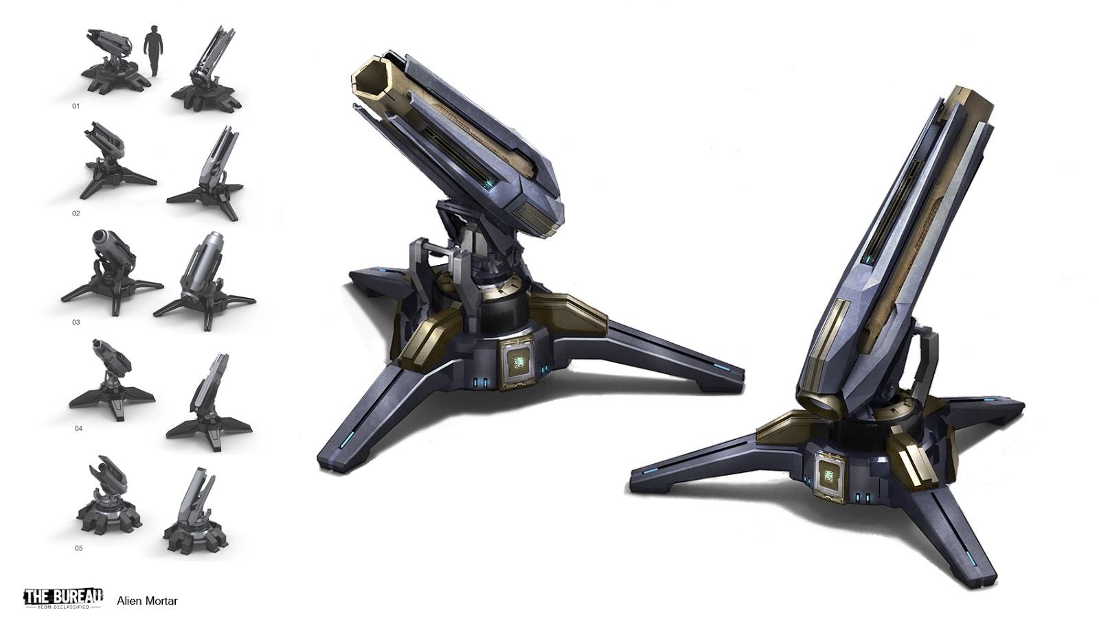sam brown the bureau xcom declassified weapons. Black Bedroom Furniture Sets. Home Design Ideas