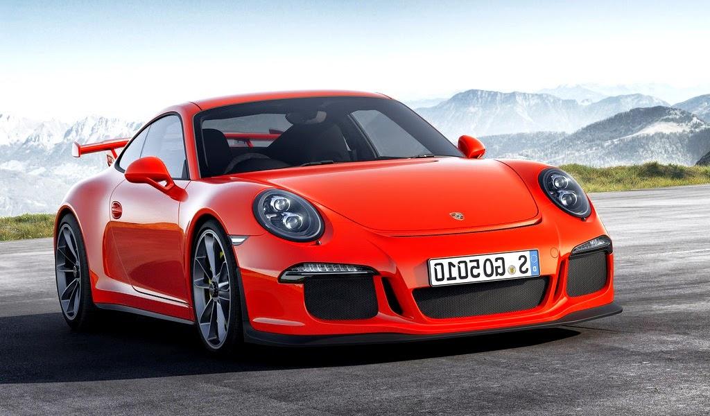2014 Porsche 911 GT3 Pictures