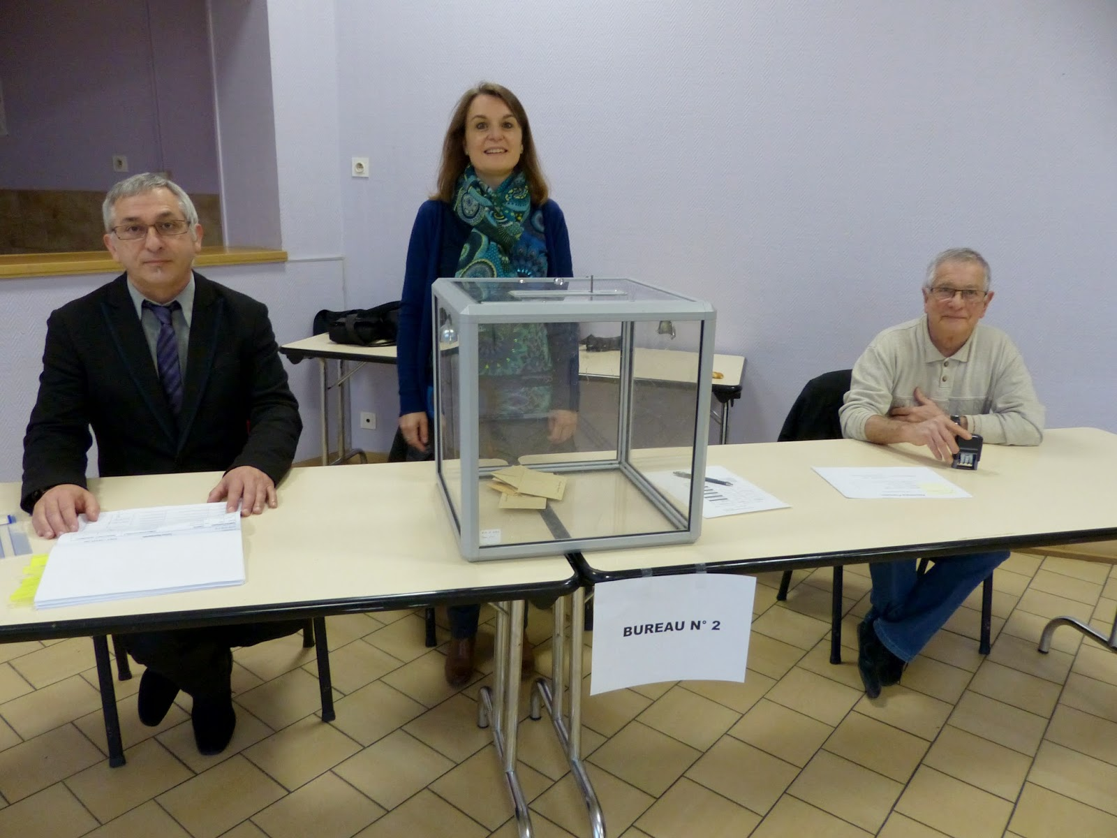 notre dame d 39 o elections d partementales les bureaux de vote sont ouverts depuis 8h. Black Bedroom Furniture Sets. Home Design Ideas